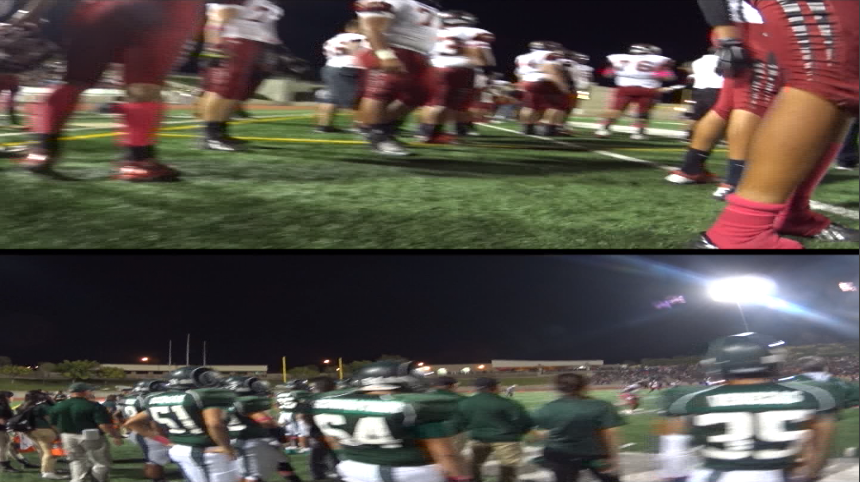 El Dorado Football Highlights: El Dorado vs. Montwood