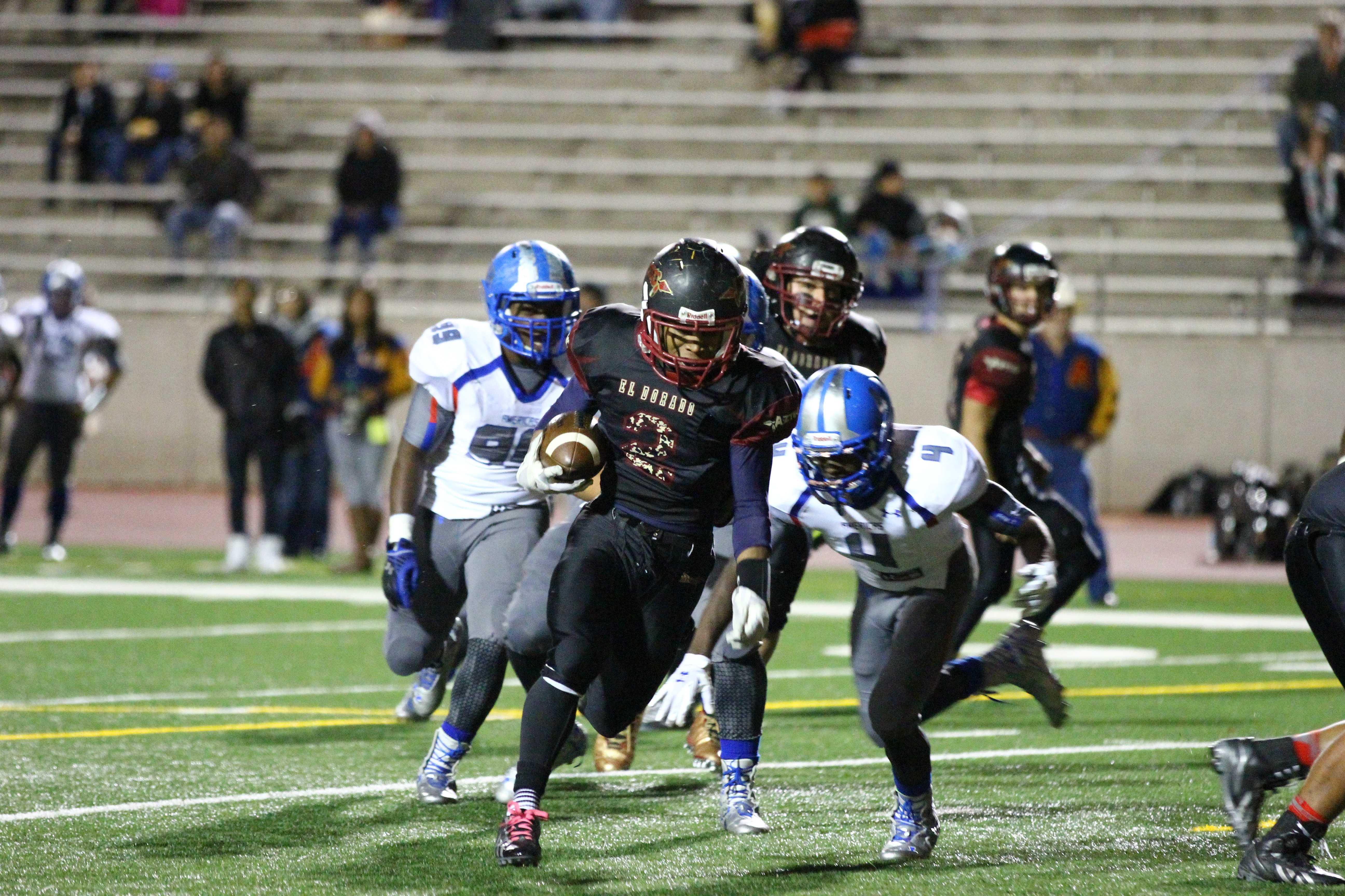 Aztecs head to playoffs in Midland