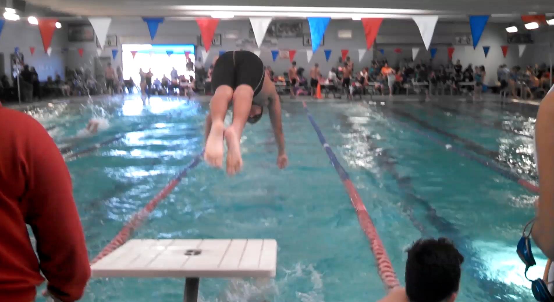 EDHS Swim Team