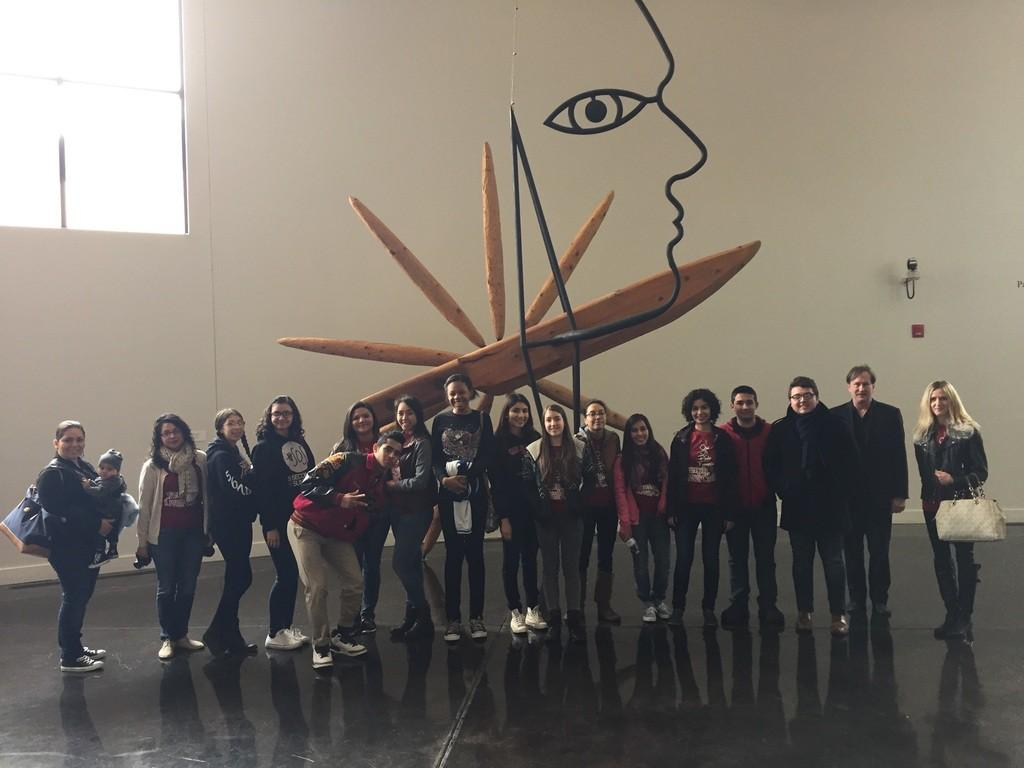 French+Club+explores+impressionism+at+EPMA