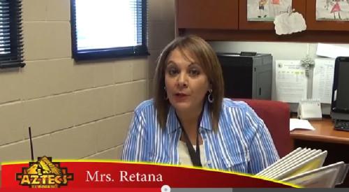 Mrs. Retana