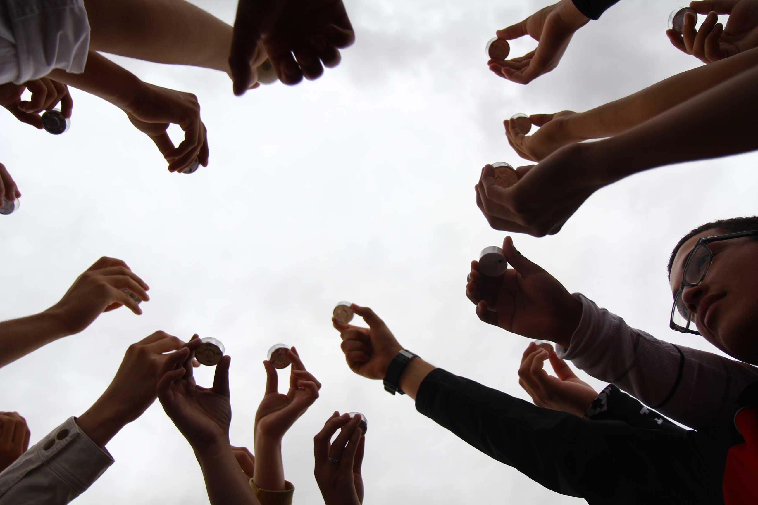 Students unite to remember Jonathan Honorato