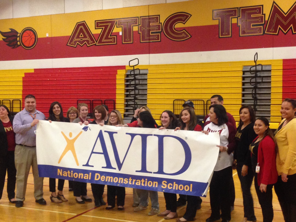 AVID+Demonstration+site