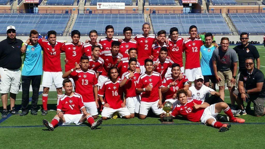 El+Dorado+HS+Soccer+Team