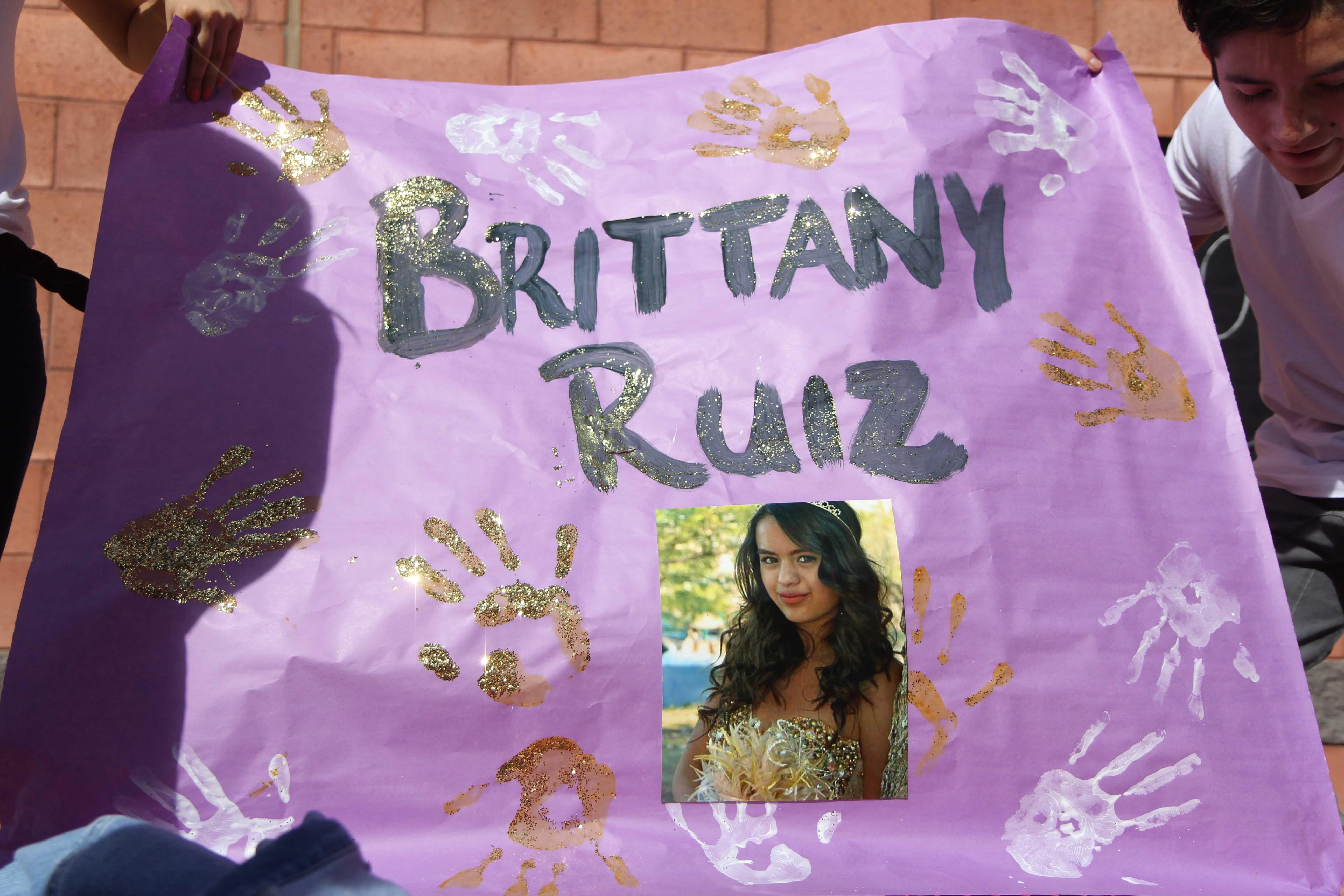 Brittany Ruiz Memorial
