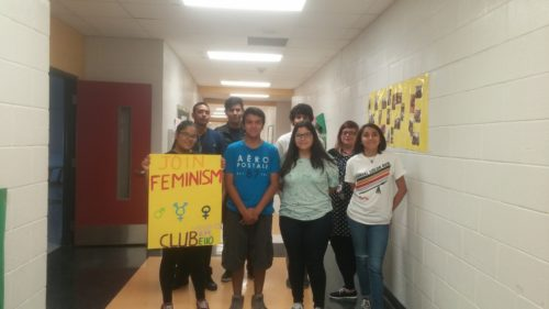 Club of the week : Intersectional Feminism Club