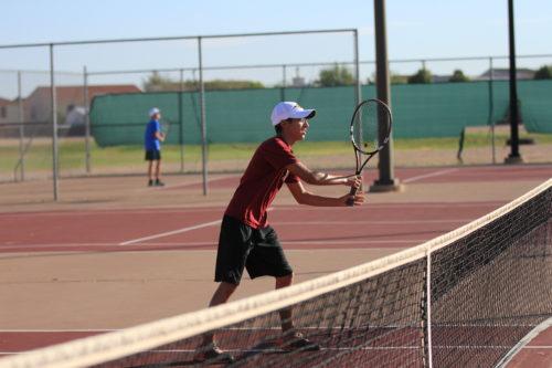 Tennis Takes on Bel Air Photo Gallery