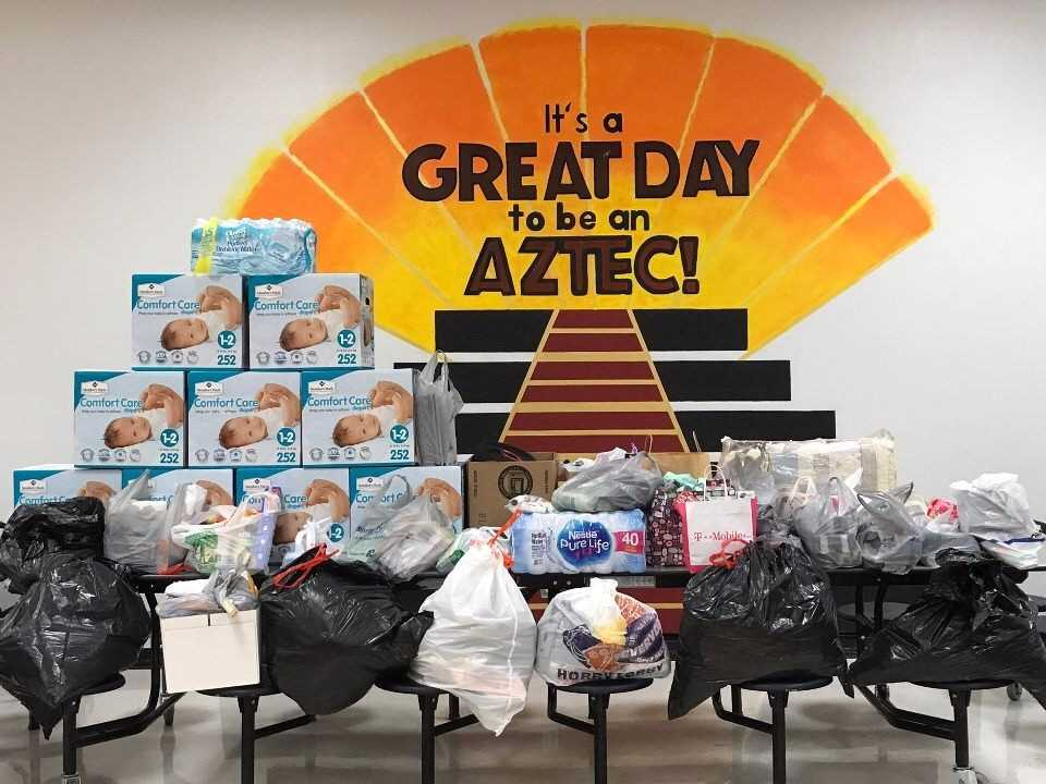 Thank You For Hurricane Harvey Donations!