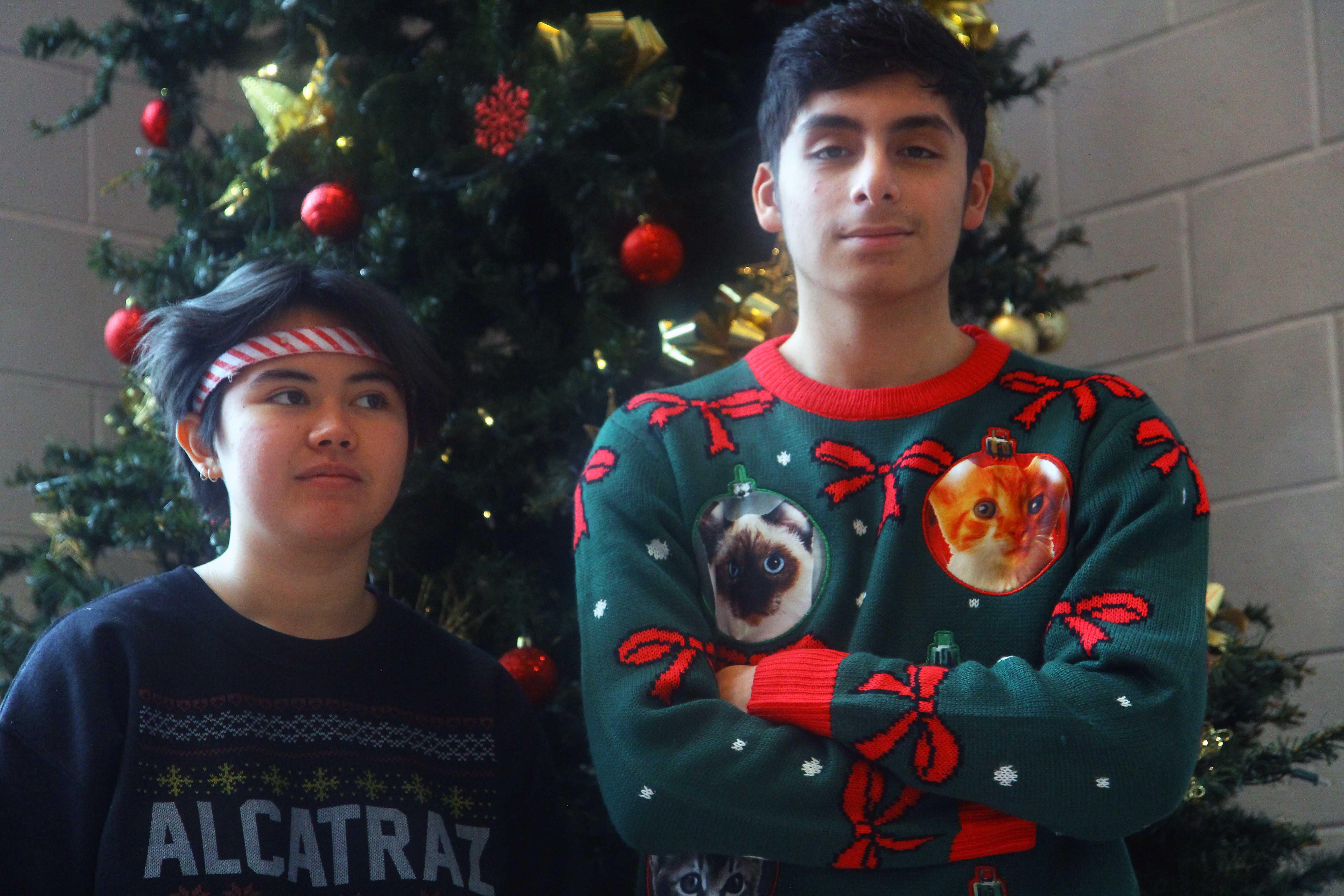 Christmas Dress up slide show