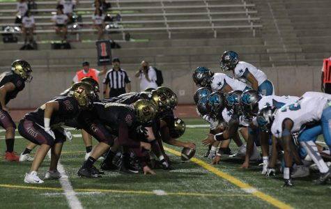 Spartans beat Aztecs 44-13 in home opener
