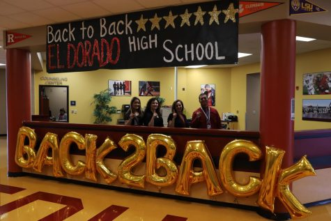 El Dorado Receives 7 out of 7 TEA Distinctions Back to Back