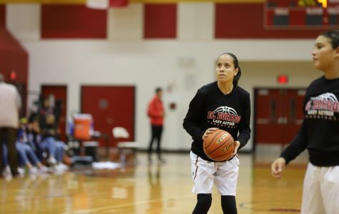 Varsity Girls Basketball Prepare For Upcoming Season