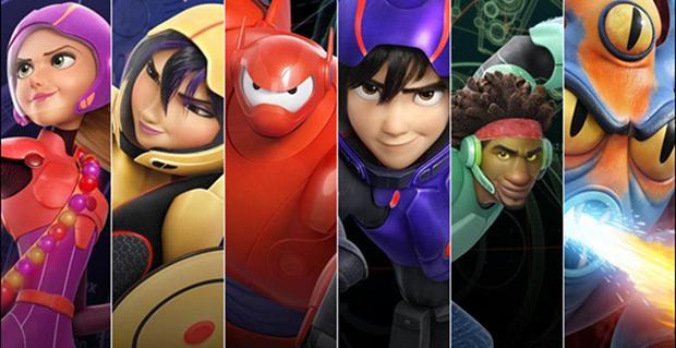 Big+Hero+Six+gives+glimpse+into+the+future