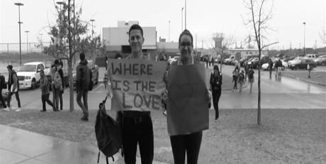 Where is the love? El Dorado Aztec fighting video