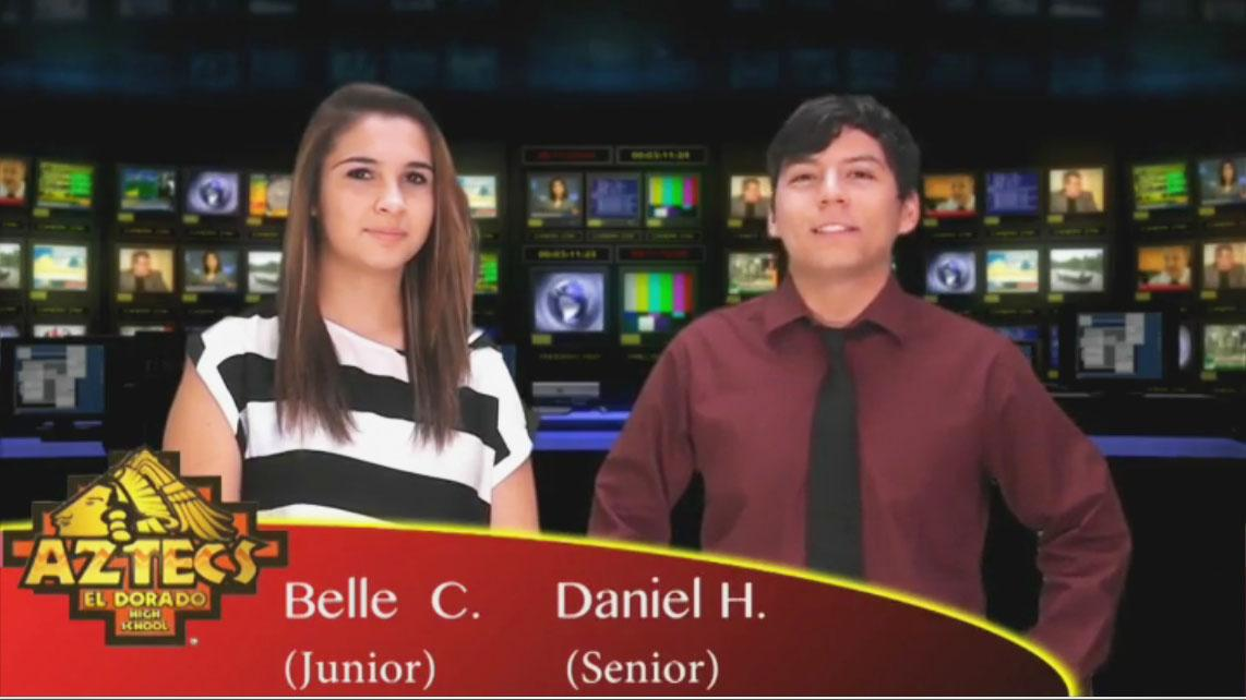 EDHS Newscast Episode 3