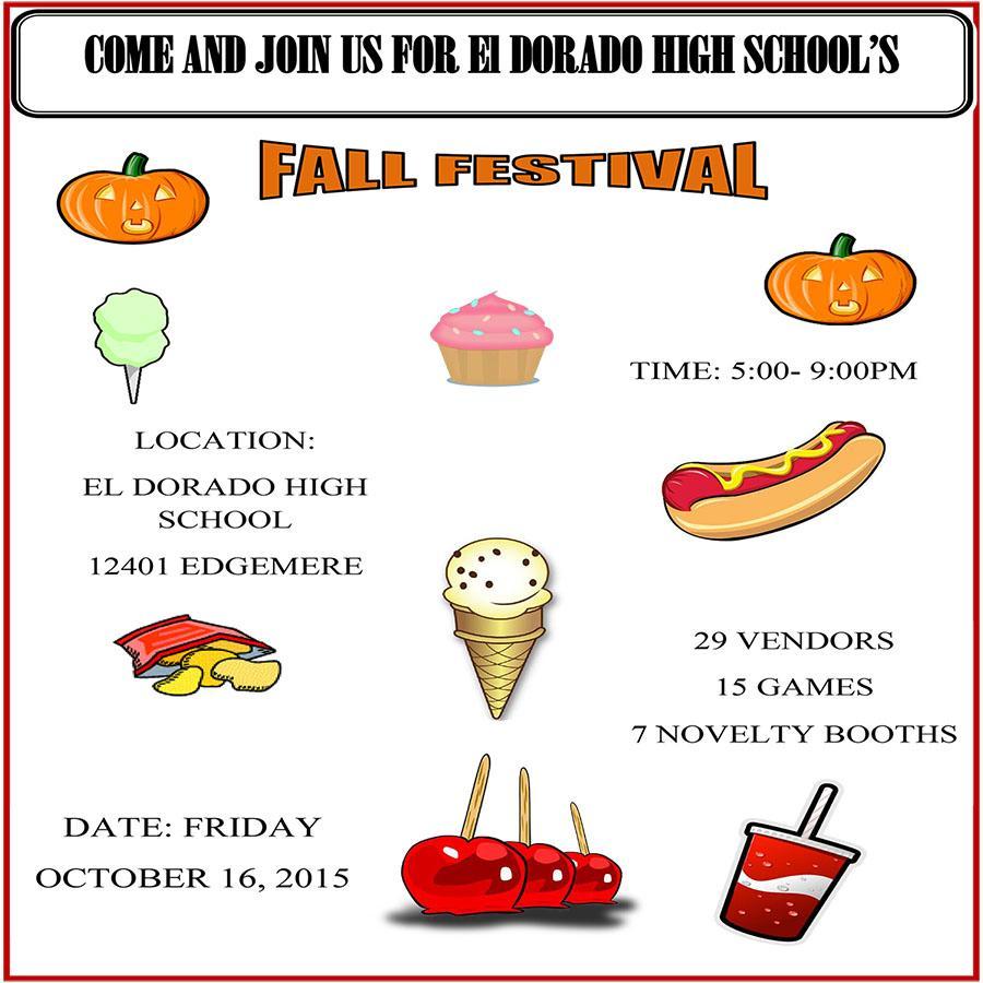 Fall Festival Flye3r