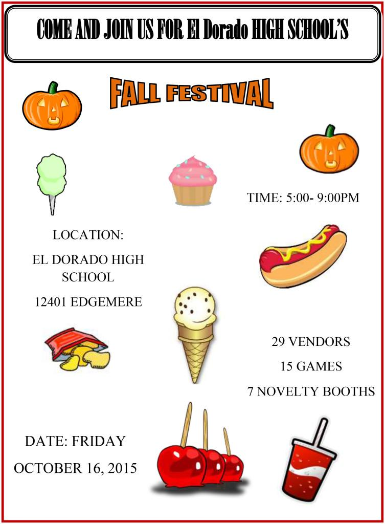 Fall Festival Flyerr
