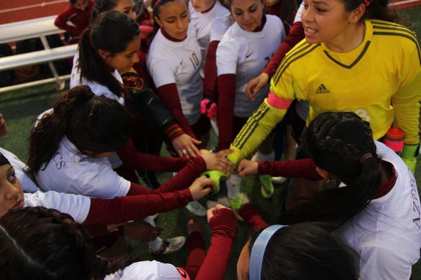 Soccer at the SAC