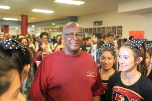 Mr. Brown farewell photo gallery