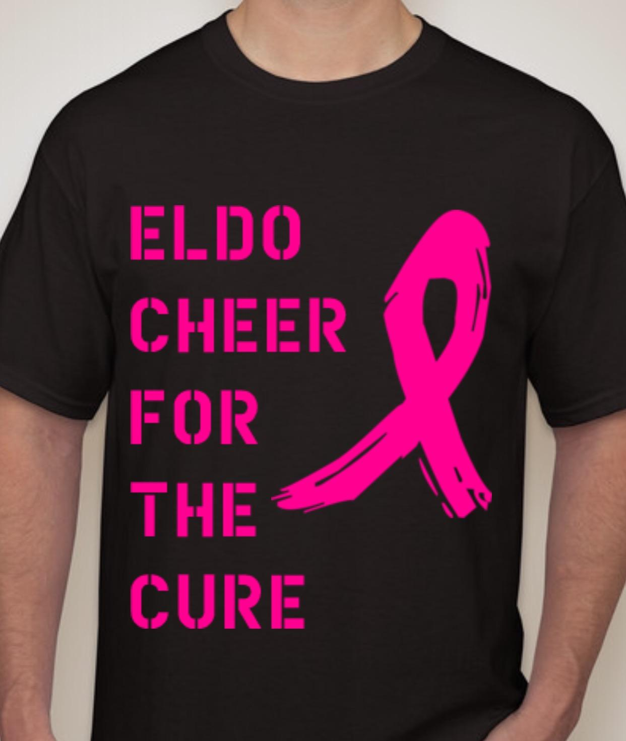 Cheer For The Cure Shirt