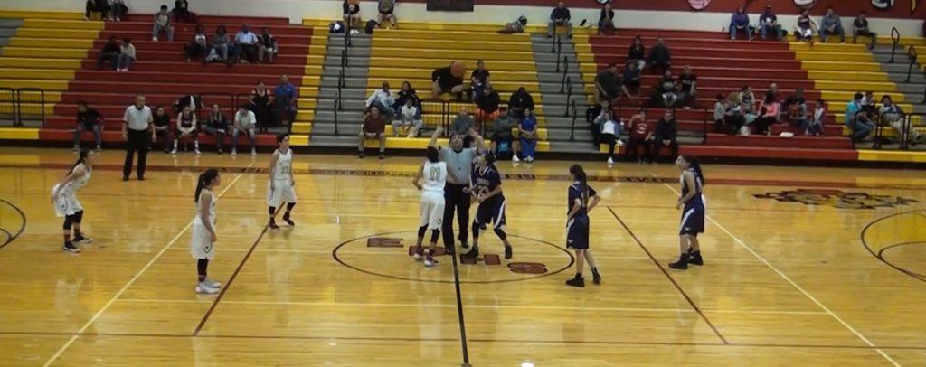 Aztec Girls Basketball Video