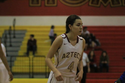 Lady Aztecs Comeback, Beat Eastwood 47-44
