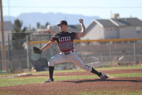 Aztec Baseball Qualifies for State Playoffs