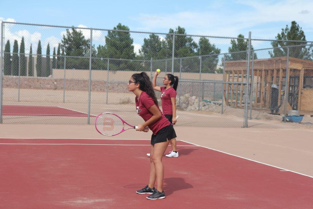 Tennis Takes on Bel Air Photo Gallery