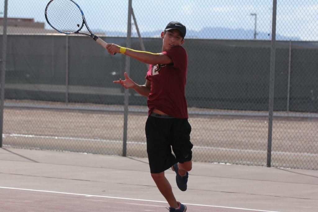 Tennis takes on Bel-Air