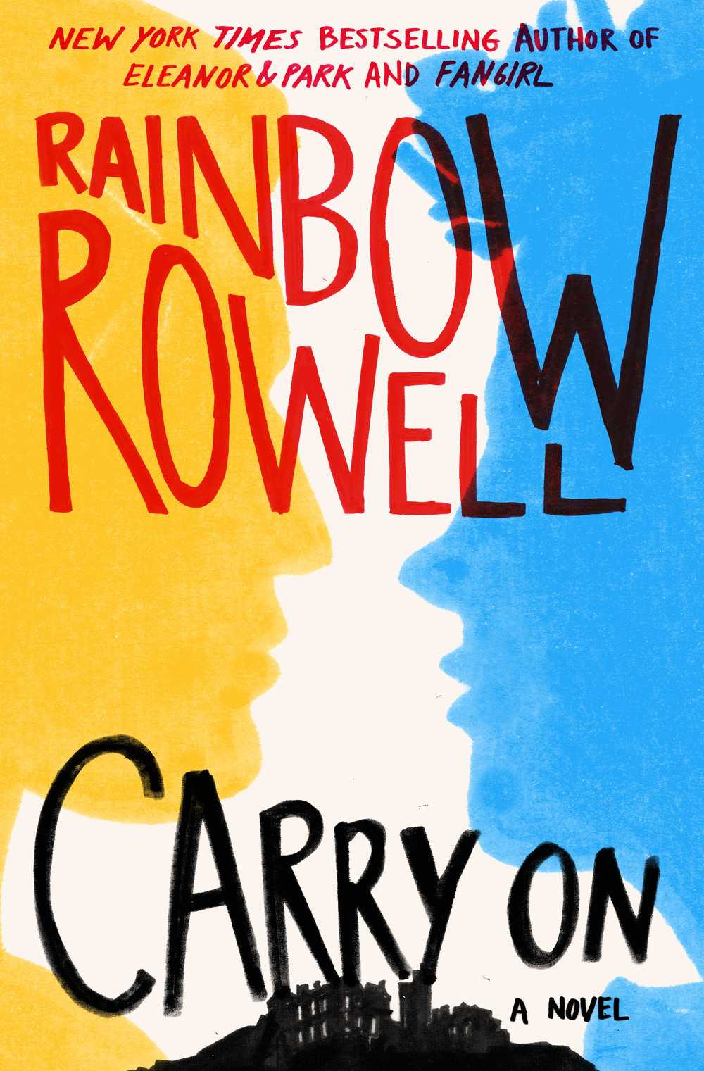 """""""Carry On"""" teaches acceptance in a magical world"""