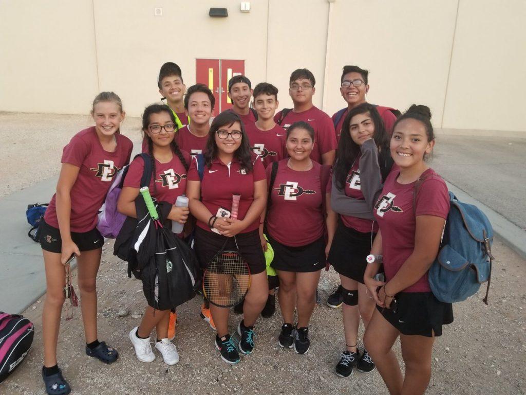 Tennis Team 17