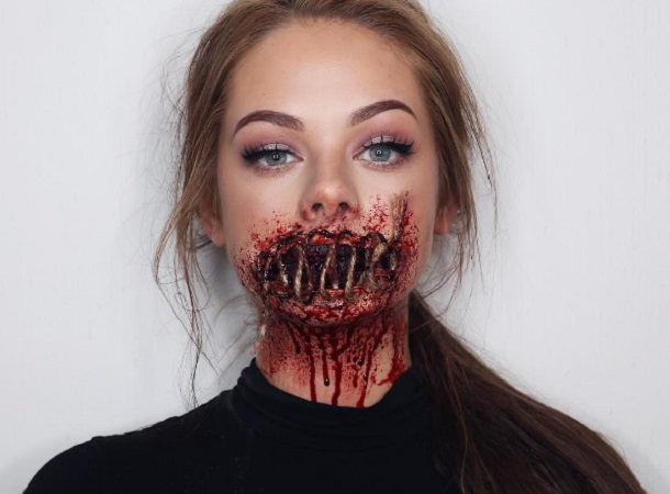 Be Glam and Gory