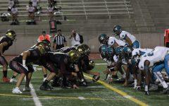 Spartans beat Aztecs 44-13 in home opener