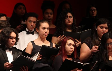 Choir celebrates winter season with concert