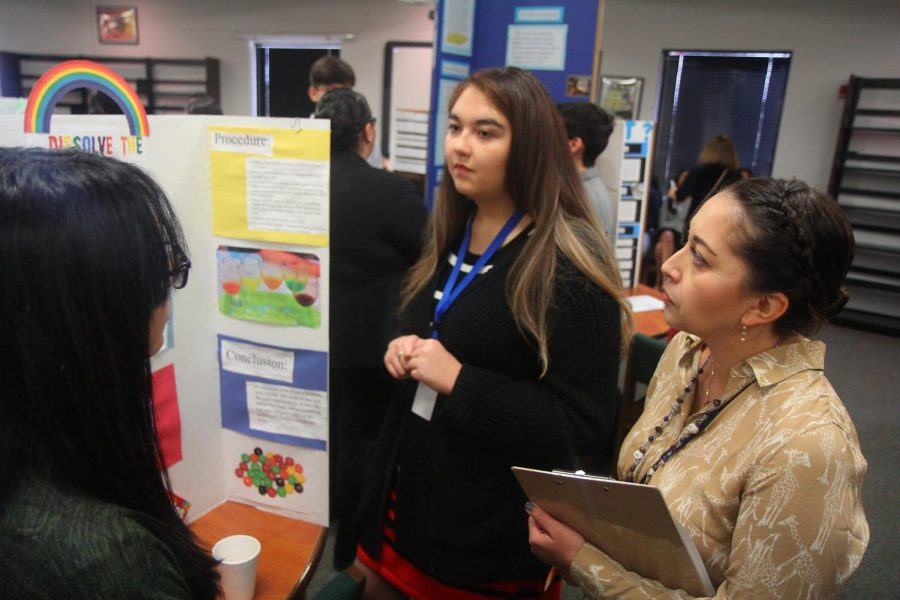 Winning science fair projects strive to solve world problems