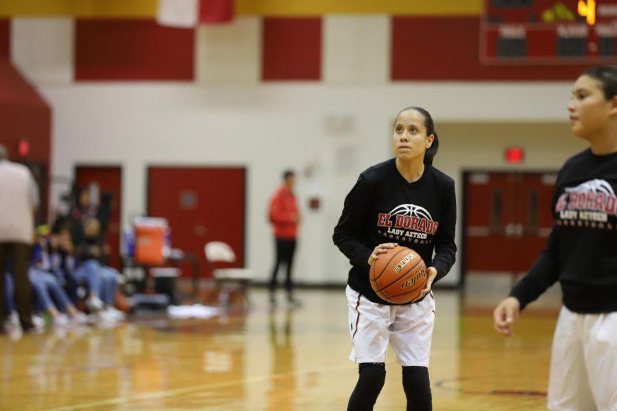 Varsity Girls Basketball Prepare For Upcoming Season