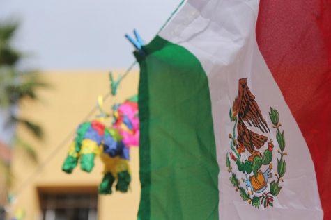 Dia De Los Muertos is celebrated at El Dorado High School